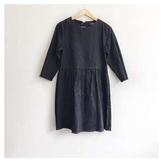 Monki denim shirtdress