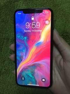 iPhone X 64gb globelocked