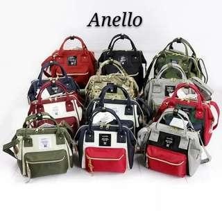 代購/現貨Anello小手袋(13色)