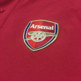 Arsenal 2011/2012 Polo T-Shirt