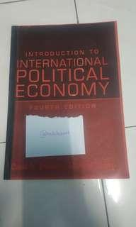 Introduction to International Political Economy 4th Edition