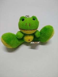 A&W Frog keychain