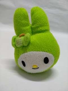 Mcd Melody green apple