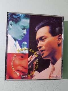 張國榮告别演唱會VCD  老香港懷舊物品