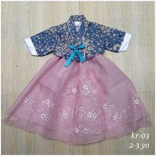 ***FOR RENT*** Korean Hanbok for kids!