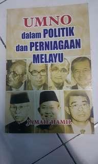UMNO dalam Politik dan Perniagaan Melayu