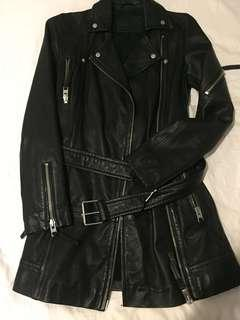 PRICE DROPPED All Saints leather jacket