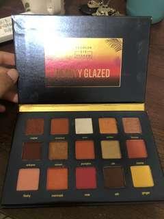 Beauty Glazed Sunset Dusk Eyeshadow Palette
