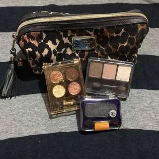 Covergirl and Milani Eyeshadow bundle