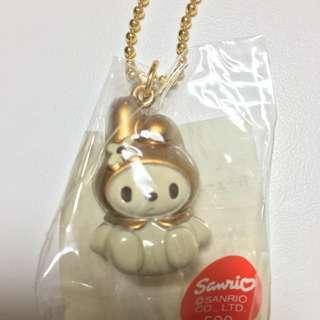 Sanrio My Melody 細公仔 鎖鑰扣 掛飾