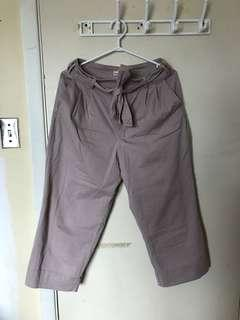 Abercrombie and Fitch Paper Bag Culottes