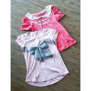 Kawaii Pink T-Shirts