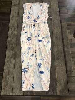 FLORAL DRESS | size 12