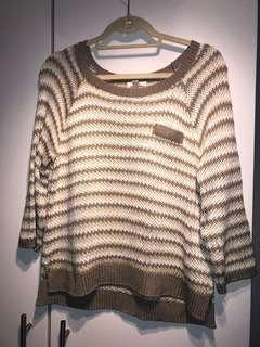 Nordstrom - Calson Sweater Size M