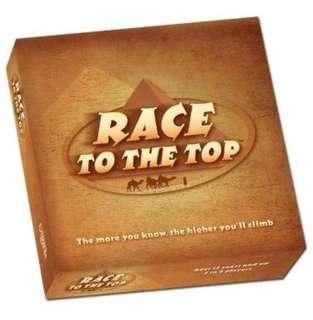 Race to the Top Board Game