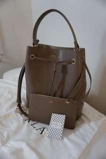 FURLA Stacy bucket bag Medium