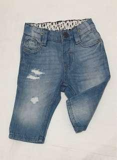 H&M 5-pocket ripped jeans (for boys)
