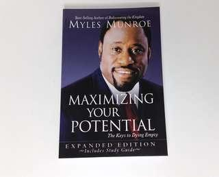 Maximizing Your Potential by Myles Monroe