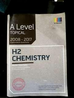 H2 ALEVEL CHEMISTRY TYS-Topical
