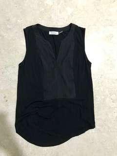 Black Calvin Klein Top