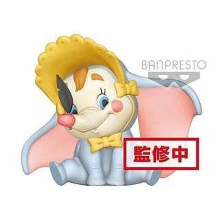 預訂 2月 Banpresto 日版 Disney Fluffy Puffy Vol 5 Dumbo 小飛象 Clown 小丑 Special ver.