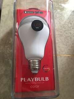 Play bulb music 🎧 Bluetooth Smart LED Speaker Light