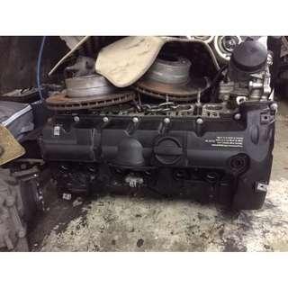 BMW E60 N52 Engine / Harness / Ecu