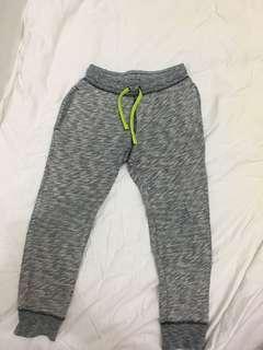 H&M jogger pants  acid grey