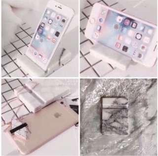 🔥Marble Phone Stand ❤️