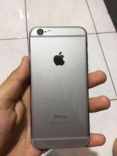 Iphone 6 16 gb Grey + MiFi Bolt Max