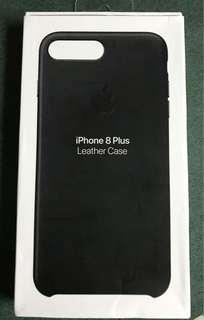 Brand new IPhone 8 Plus original leather back cover
