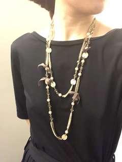 Lanvin en bleu necklace