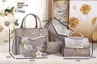 Bonia 4 in 1 Set