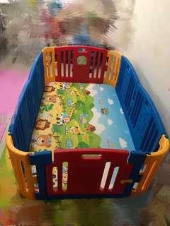 Eduplay Baby Bear Zone Play Yard