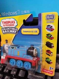 Fisher price Thomas湯瑪士火車 全新
