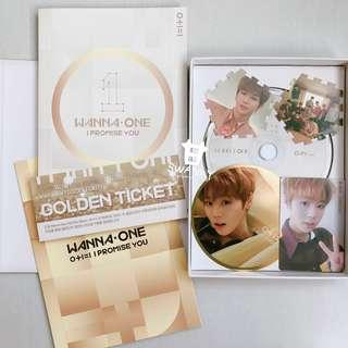 WTS Wanna One I Promise You Album (Day Ver.)
