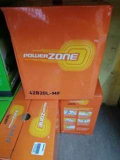 Battery POWERZONE NS40/42B20L