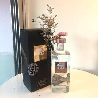Absolute Vodka Limited Edition - Price Dropped!
