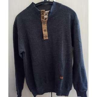 Murah Sweater Buttonpatch