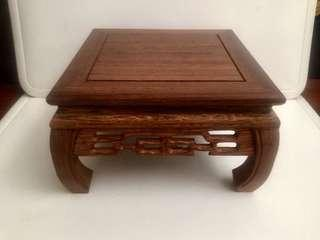 BN Large Chicken Wing Wood Stand