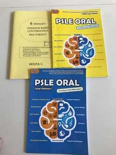 Psle oral books in bundle
