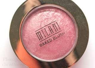 🌸 Milani Baked Blush - 02 Dolce Pink