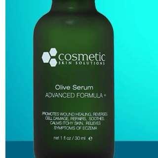 CSS Olive Serum 30ml 橄欖修復舒敏精華  玫瑰痤瘡 濕疹 rosacea
