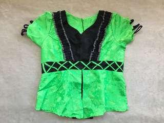 Princess Blouse or Costume for Women (Size L)