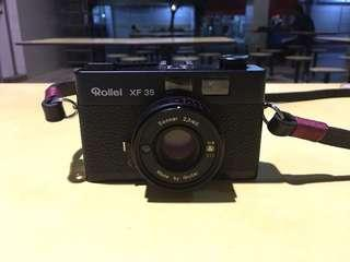 Rollei XF35 Excellent Condition!!!