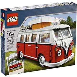 Lego 10220 T1 Camper Creator Expert