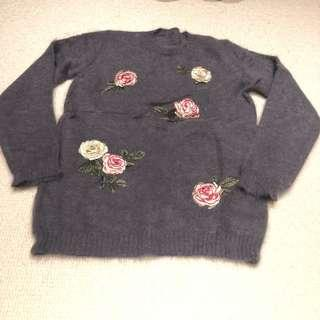No.21 Mohair Sweater