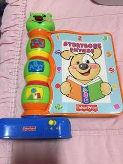 Fisher Price Toy storybook rhymes