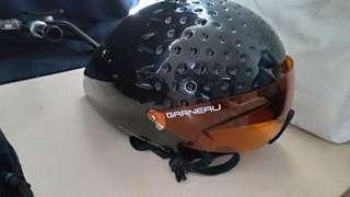 Garneau aero helmet
