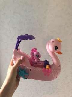 Pony發聲玩具